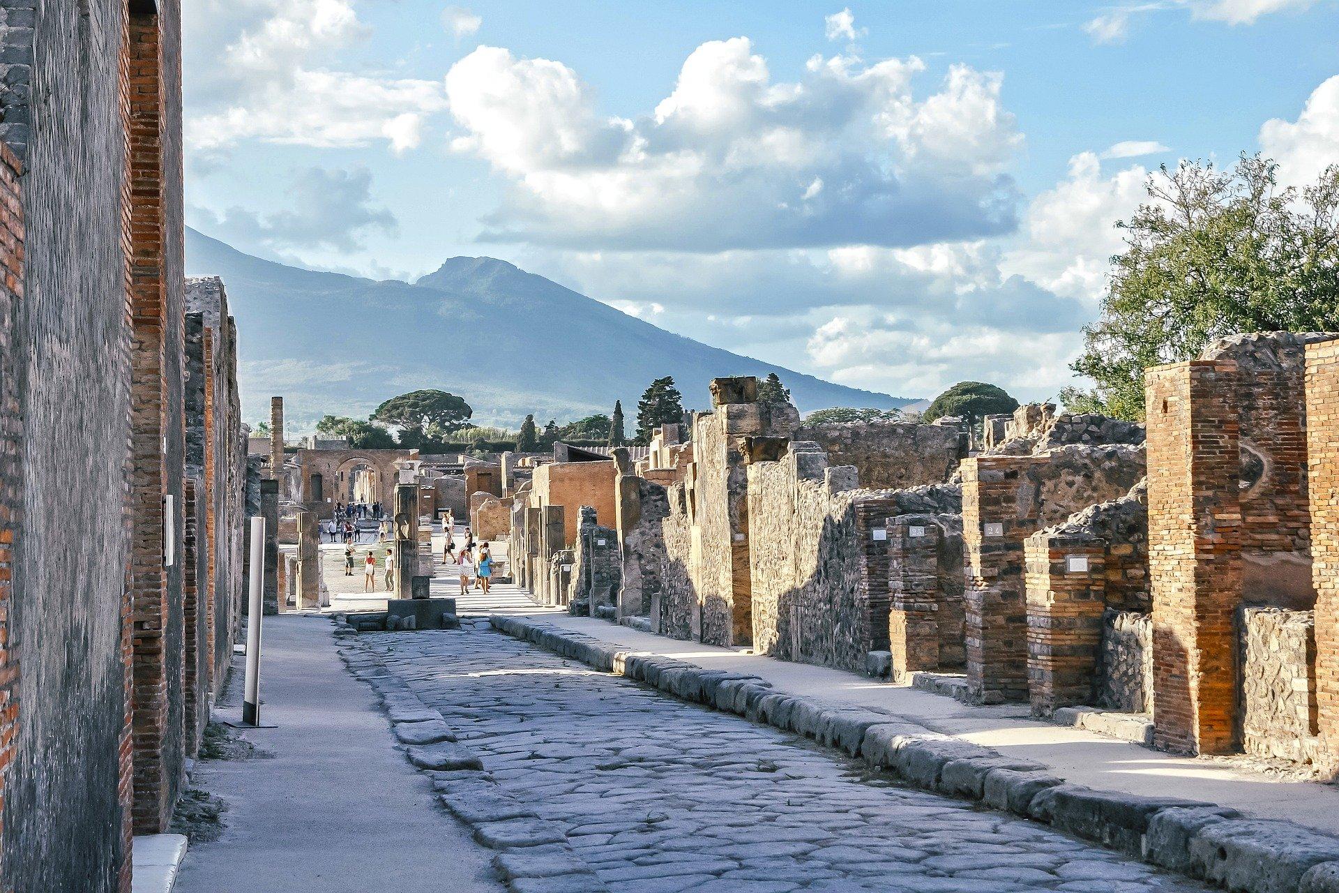 Pompéi : les Romains ont-ils inventé le recyclage ?
