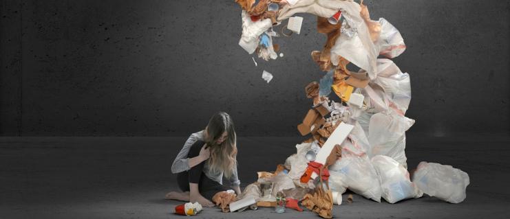 Comment adapter son tri des déchets au confinement ?