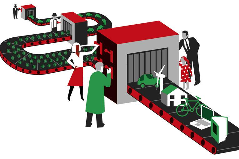 Focus outre-Atlantique : À quel point le recyclage est-il utile ?